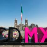 Logo del grupo MEXICO