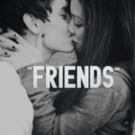 "Logo del grupo ""FRIENDS"""